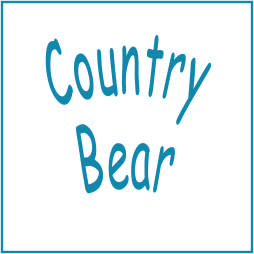 Country Bear