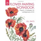 Flower Painting Workbook