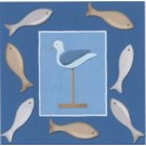 Oiseau et poisson