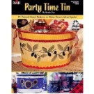 Party Time Tin
