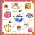 Miniatures thé et café