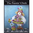 The paintin' Chick