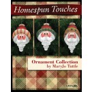 Homespun Touches : Ornament