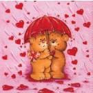 Il pleut des coeurs