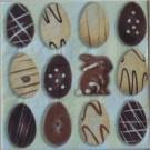 Oeufs en chocolat