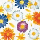 Parsemé de fleurs