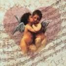 Anges romantiques