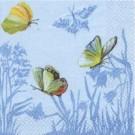 Papillons (Bleu)