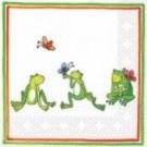 3 grenouilles