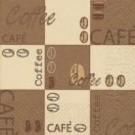 Mosaique de café