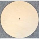 """Horloge 18"""" de diamètre - 6 mm d'épais"""