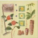 Accessoires de jardinage (Beige)