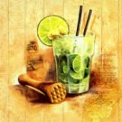 Tequila et lime