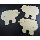 Trio de Moutons