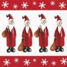 Pères Noël sveltes