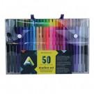 Ensemble maqueurs de couleur (50)