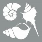 Pochoir - Vie océanique (2)