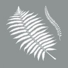 Pochoir - Botanique (2)