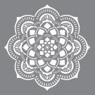 Pochoir - Mandala
