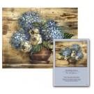 Patron AG - Hortensia - bleu