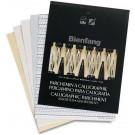 Bienfang 207 Calligraphie 9X12 (50) Blanc