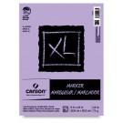 Canson XL cahier à marqueur 9X12 (100)