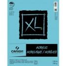 Canson XL cahier à acrylique 9X12 (24)
