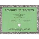 Arches Aquarelle 12X16 (20) Bloc