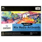 Canson cartons multi-média 8X10 (10)