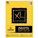 Canson XL Bristol lisse 9X12 (25)