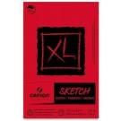 Canson XL cahier à croquis 9X12 (100)