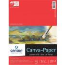 Canson Papier Toilé 9X12 (10)
