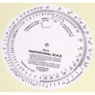 """Roulette de proportion 5"""""""