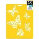 Pochoir - Papillons 3