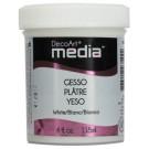 Media Medium - Gesso blanc 4oz