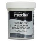 Media Medium - Pâte à modeler blanche 4oz