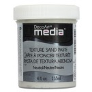 Media Medium - Pâte texture sable 4oz