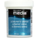 Media Medium - Vernis Ultra Mat 4oz