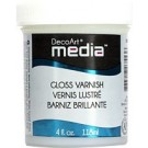 Media Medium - Vernis Brillant 4oz