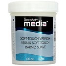 Media Medium - Vernis Soft Touch 4oz