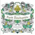 Carnet : Forêt enchantée - 90 coloriages