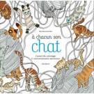 Carnet : À chacun son chat - 90 coloriages