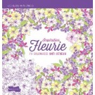 Inspiration fleurie - 70 coloriages