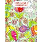 Fleurs 1 - 32 coloriages