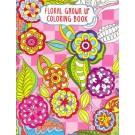 Fleurs 3 - 24 coloriages