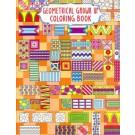 Géométrique 2 - 24 coloriages