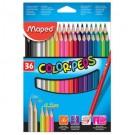 Maped crayons à colorier (36)