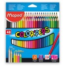 Maped crayons à colorier (48)