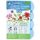 DISC. L Speltz's Pocket - Floral