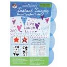 DISC. L Speltz's Pocket - Hearts Stars & Stitches